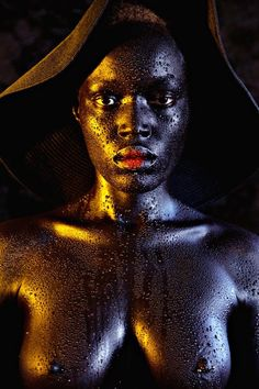Gleti is a Moon Goddess from the African kingdom of Dahomey, situated in what is now Benin. She is the Mother of all the Stars. An eclipse is caused by the shadow of the Moon's Husband crossing Her face.