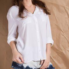 Camisa Social - M www.magarderobestore.com