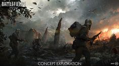 Get ready for the last trailer you will ever see for Battlefield 1, this Battlefield 1 apocalypse expansion trailer is quite a dark and moody video and captures the Battlefield like hell on earth! http://battlefieldinformer.com/battlefield-1-apocalypse-trailer-official/
