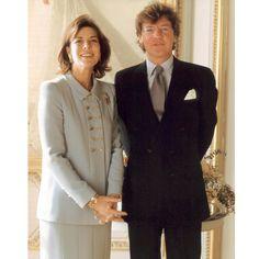 Princess Caroline's stepson Prince Ernst to wed this summer