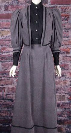 5d92fef3037d Frontier Classics Ladies' Edwardian Ensemble   Wild West Mercantile Dress  Suits, Shirt Dress,