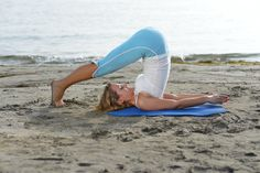 7 Yoga Poses For Menopause Relief