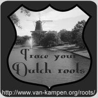 Genealogy Netherlands dutch family history