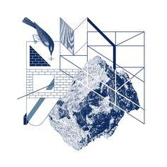 Gonzalo del Val - uncertainty mountain - bird architecture