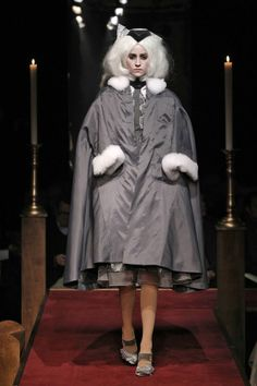 Thom Browne Fall 2014-Winter 2015 | Mercedes Benz Fashion Week 2014 | Day 5 (Part 1)
