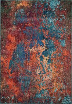 Nourison Celestial Atlantic Abstract Rug The Effective Pictures We Offer You About abstract rugs dec Patterns Background, Teal Background, At Home Store, Color Inspiration, Color Schemes, Area Rugs, Abstract Art, Celestial, Wall Art