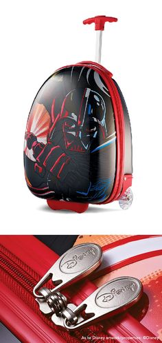 American Tourister: The official luggage of Walt Disney World Resort and Disneyland