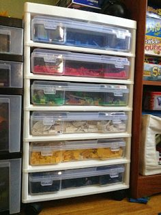 Toys are Tools: Review + Giveaway (30% Coupon Code): Great LEGO Storage Ideas Inspire Creativity