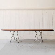 Delta Bench Walnut I, $879, now featured on Fab.