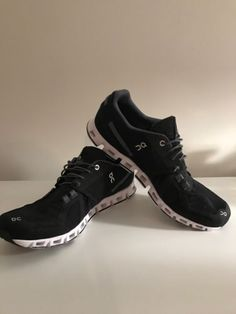 #Men #Shoes ON Running Shoes - Cloud Men's Black / White Size 10 - Barely Used, Amazing Shoe #Men #Shoes