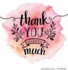 Hey it's #ThankfulThursday! I just want to say thank you to all my followers. You are all awesome!