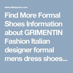 Find More Formal Shoes Information about GRIMENTIN Fashion Italian designer formal mens dress shoes genuine leather black luxury wedding shoes men flats office for male,High Quality office design,China office fashion Suppliers, Cheap office fashion men from GRIMENTIN on Aliexpress.com