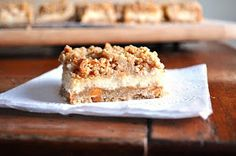 Little B Cooks: Chronicles from a Vermont foodie: Butterscotch Cheesecake Bars