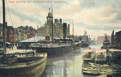 bristol england | Old Photos of Bristol in County Bristol in England