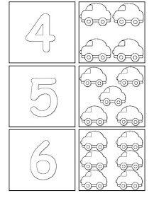 Numeracy Activities, Literacy And Numeracy, Kids Math Worksheets, Motor Skills Activities, Kids Learning Activities, Numbers Preschool, Learning Numbers, Preschool Printables, Preschool Math