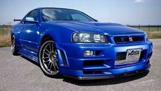 """Paul Walker's Nissan Skyline From """"Fast & Furious"""" up for Sale"""