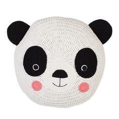 Panda Snuggle Cushion