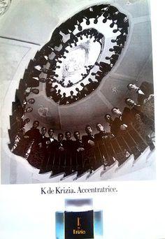 K de Krizia, 1991 Photographer: Andreas Heumann