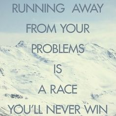 Don't run this race #motivation