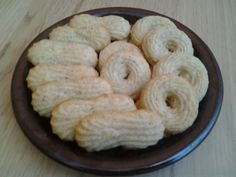 Kaštanové sušenky s chia semínky