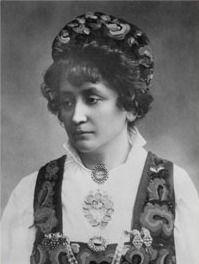 Hulda Garborg - Bunad - Wikipedia