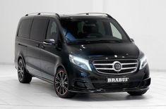 The #Brabus-#Tuned #MercedesBenz #V250 http://www.benzinsider.com/2016/04/check-out-this-brabus-tuned-mercedes-benz-v250/