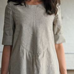Merchant & Mills Dress Shirt pattern, by make something