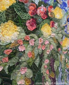Best of the 2014 Pacific International Quilt Festival : Day 6