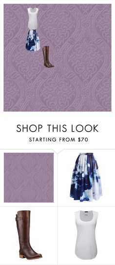 """""""dressy Outfit"""" by starwarsqueen on Polyvore featuring Chicwish, Timberland, ATM by Anthony Thomas Melillo and country"""