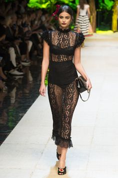 Défilé Dolce & Gabbana Printemps-été 2017 12