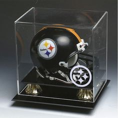Pittsburgh Steelers NFL Full Size Football Helmet « StoreBreak.com – Away from the busy stores