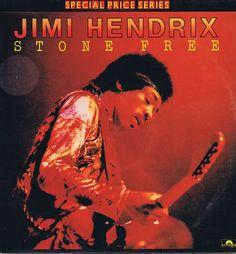 Jimi Hendrix – Stone Free – LP Vinyl Record