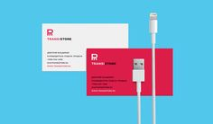 Transistore by Vova Lifanov, via Behance