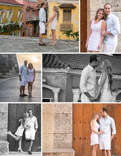 Engagement Session in Cartagena, Colombia. Photos by Lagus Media - Event Photography. www.lagusmedia.com