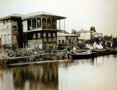 İstanbul, Kadıköy-Kurbağalıdere 1870.