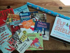 book countdown  More Than ABC's and 123's: Holiday Traditions