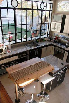 casa ciocastias: Cocinas de estilo moderno por laura zilinski arquitecta
