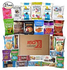care Package Bright And Translucent In Appearance Bulk Sampler Healthy Snacks And Bars Variety Pack Gift Snack Box
