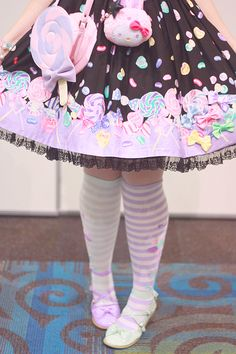 that skirt paired with those stockings is the most wonderful thing i've ever seen.