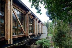 Gallery of Bridge House / Aranguiz-Bunster Arquitectos - 6