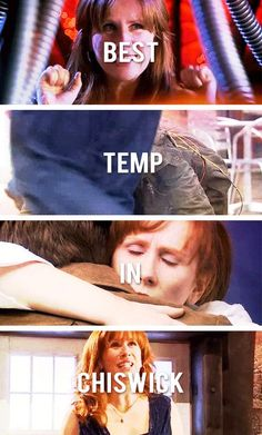 Donna Noble, seriously find me one Whovian who dosen't like her because I'd be very interested in hearing their reasons Doctor Who, 10th Doctor, Catherine Tate, Out Of Touch, Donna Noble, Don't Blink, Torchwood, David Tennant, Dr Who