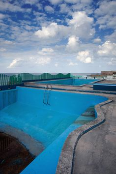Empty Pools - Havana, Cuba  Colin Miller Photography