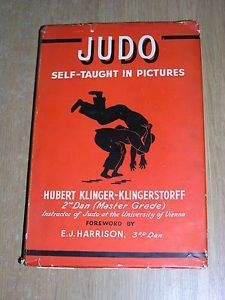 Klinger-Klingerstorff Hubert - Judo Self-taught in pictures