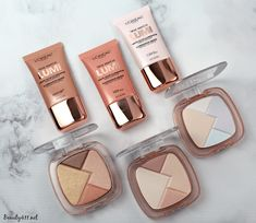 L'Oreal Paris True Match Lumi Illuminators...easy highlighting options!