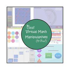Every math/elem teacher needs to bookmark this list!
