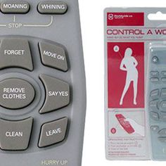 Control Your Woman Remote Controller | Cool People Shop hahahahahaha
