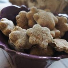 Brie's Calming Lavender and Vanilla Dog Biscuits Recipe
