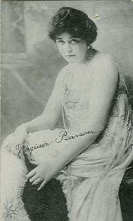 "Virginia Belle Pearson (March 7, 1886 - June 6, 1958) was an American stage and film actress. She made fifty-one films in a career which extended from 1910, both silents and talkies. She was one of the ""vamps"" known as ""the screen's heretic."""