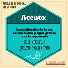 acento/tilde