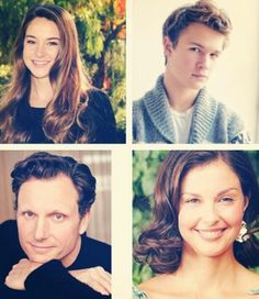 Divergent - The Prior family is complete - Beatrice/Tris, Caleb, The Father and The Mother